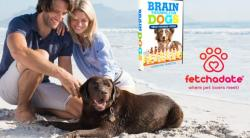 Win Brain Training For Dogs And GPS Collar ($299 Value)