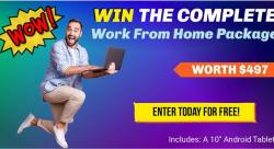 Win The Complete Work From Home Package