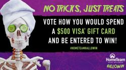 Treat Yourself With A $500 Visa®? Gift Card!