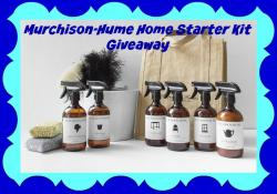 Murchison-Hume Home Cleaning Products Starter Kit Giveaway