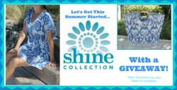 Shine Collection Tunic And Tote Giveaway