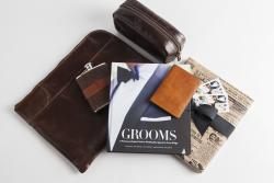 Mr. Baldwin Style X Moore & Giles Giveaway For Grooms