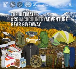 Backcountry Adventure Gear Giveaway