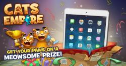 Win A Second Generation IPad Mini